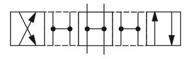 Гидрораспределитель РХ10.14 схема фото.