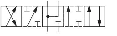 Гидрораспределитель РХ10.24 схема фото.