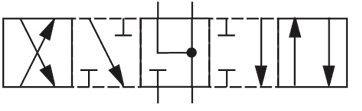 Гидрораспределитель РХ10.34 схема фото.