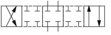 Гидрораспределитель РХ10.44 схема фото.