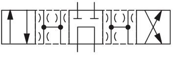 Гидрораспределитель РХ10.64 схема фото.