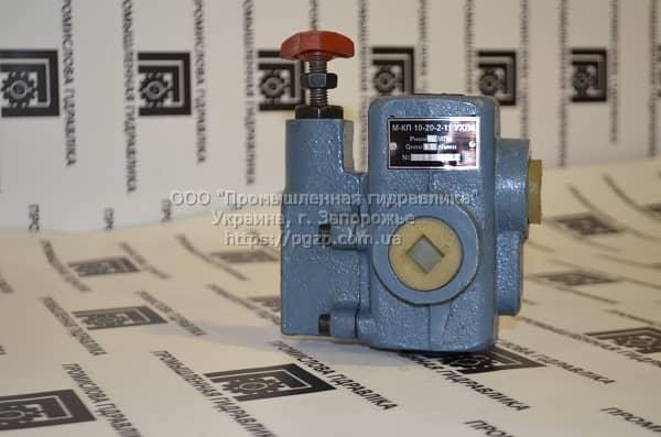 Клапан М-КП10-20-200-2-11 фото 1