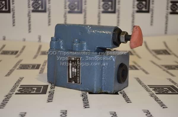 Клапан М-КП10-32-1-11 фото 2