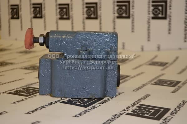 Клапан М-КП10-32-1-11 фото 3